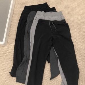 Lululemon Sweatpants (Various Styles)